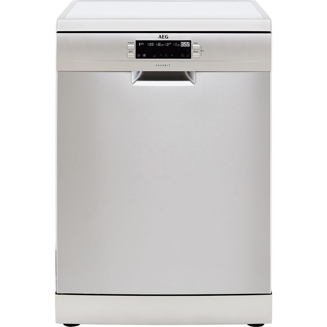 AEG FFB53940ZM Standard Dishwasher - Stainless Steel - A+++ Rated - FFB53940ZM_SS - 1