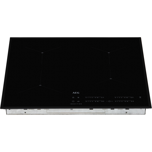 AEG IAE64411FB Built In Induction Hob - Black - IAE64411FB_BK - 4