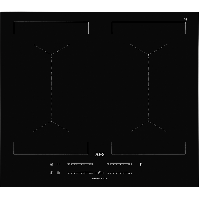 AEG IKE64450FB 59cm Induction Hob - Black