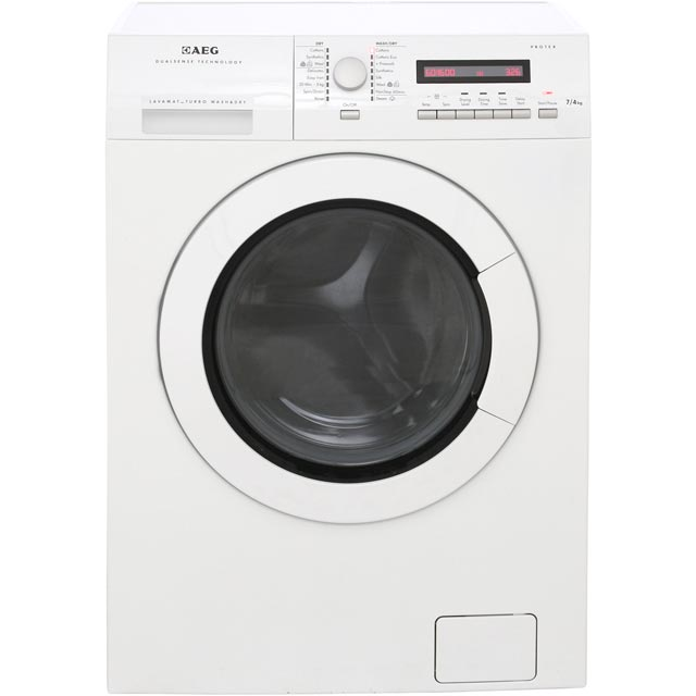 AEG Lavamat Turbo L75670NWD 7Kg / 4Kg Washer Dryer with 1600 rpm - White
