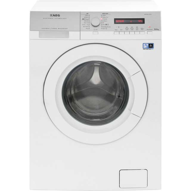 AEG Lavamat Turbo L76684NWD 8Kg / 4Kg Washer Dryer