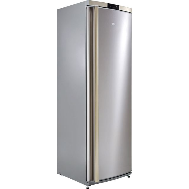 AEG RKE64021DX Fridge - Stainless Steel - A++ Rated