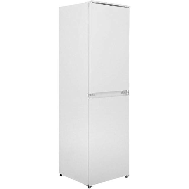 AEG SCE8182XTS Integrated 50/50 Frost Free Fridge Freezer with Sliding Door Fixing Kit - White - A++ Rated