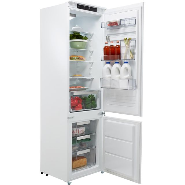 AEG SCE81925TS Integrated 70/30 Frost Free Fridge Freezer with Sliding Door Fixing Kit - White - A+++ Rated - SCE81925TS_WH - 1