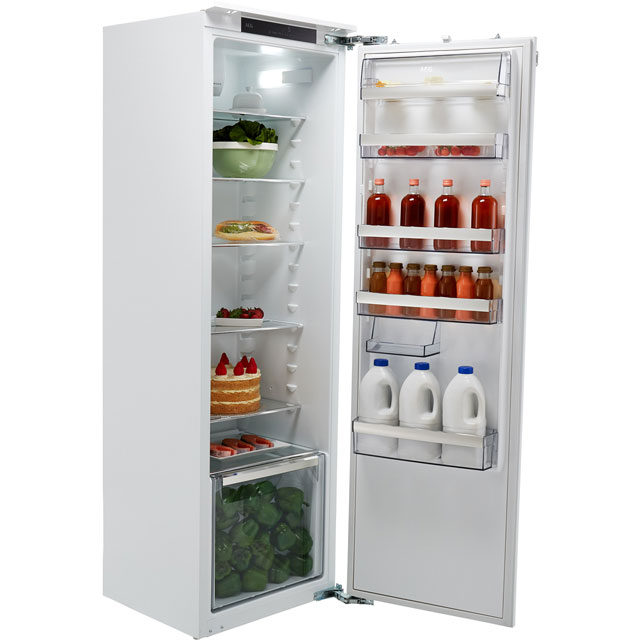 AEG SKB8181VDC Built In Fridge - White - SKB8181VDC_WH - 1