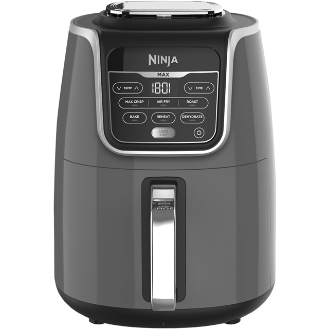 Ninja Air Fryer Max AF160UK Fryer in Black