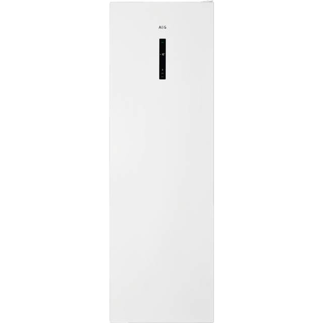 Image of AEG AGB728E2NW Frost Free Upright Freezer - White - A++ Rated
