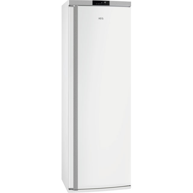 AEG AGE62526NW Frost Free Upright Freezer - White - A++ Rated - AGE62526NW_WH - 1