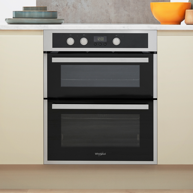 Whirlpool AKL307IX Built Under Double Oven - Stainless Steel - AKL307IX_SS - 3