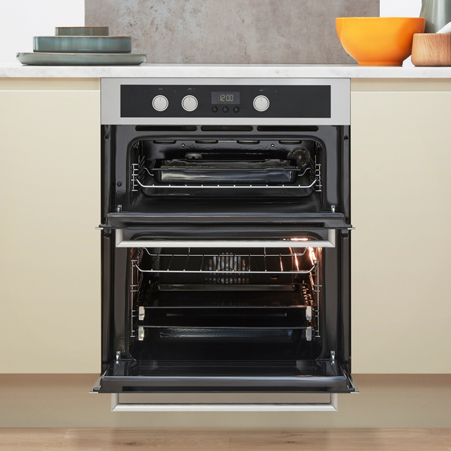 Whirlpool AKL307IX Built Under Double Oven - Stainless Steel - AKL307IX_SS - 4