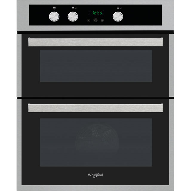 Whirlpool AKL307IX Built Under Double Oven - Stainless Steel - A/A Rated