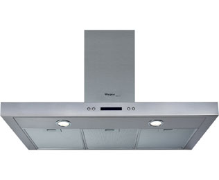 Whirlpool AKR474IXL Built In Chimney Cooker Hood - Inox - AKR474IXL_IX - 1