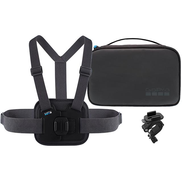 GoPro Sports Kit AKTAC-001 Camera Accessory in Black