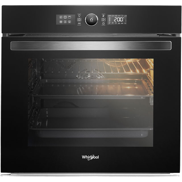 Whirlpool Absolute Electric Single Oven - Black - A+ Rated