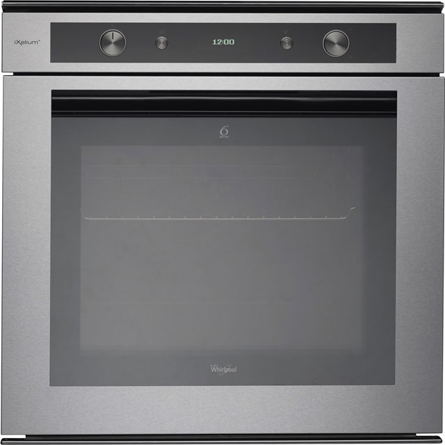 Whirlpool AKZM6550/IXL Built In Electric Single Oven - Stainless Steel - A+ Rated - AKZM6550/IXL_SS - 1