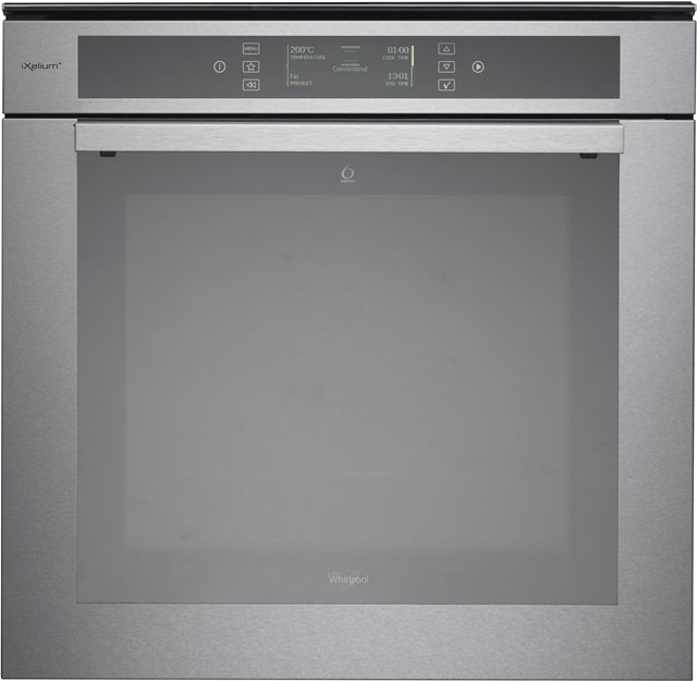 Whirlpool AKZM6692/IXL Built In Electric Single Oven - Stainless Steel - A+ Rated - AKZM6692/IXL_SS - 1