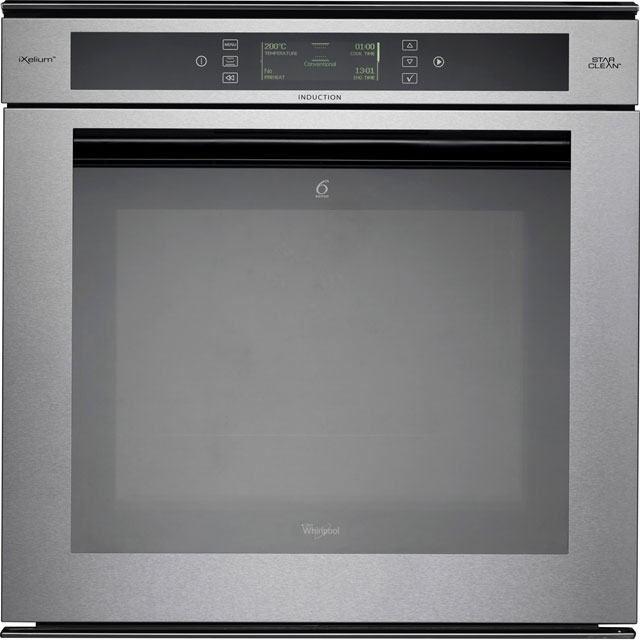 Whirlpool Electric Single Oven - Stainless Steel - A+ Rated