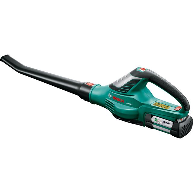 Bosch ALB 36 LI Leaf Blower in Green