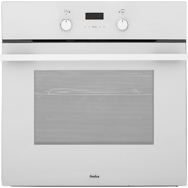 Image of Amica 1053.3TsW Integrated Single Oven in White