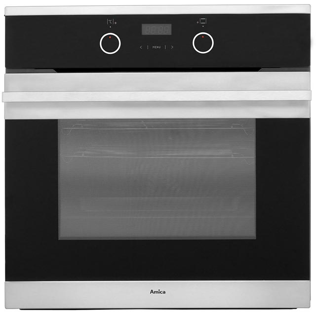 Image of Amica 1053.3TsX Integrated Single Oven in Stainless Steel