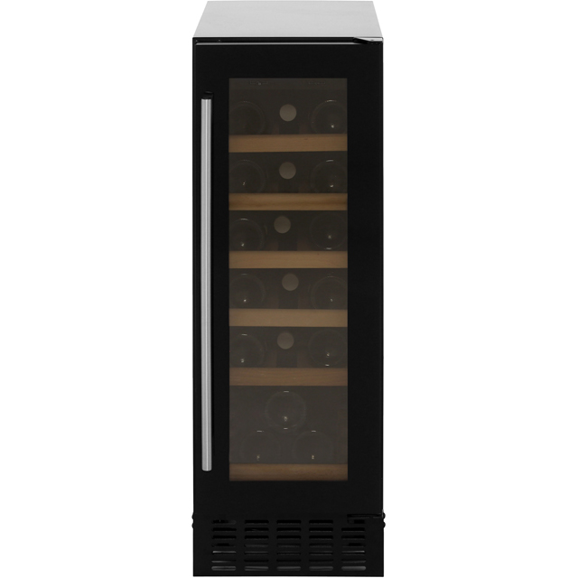 Amica AWC300BL Wine Cooler - Black - A Rated - AWC300BL_BK - 1