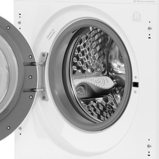 Amica AWDT814S Integrated 8Kg / 6Kg Washer Dryer