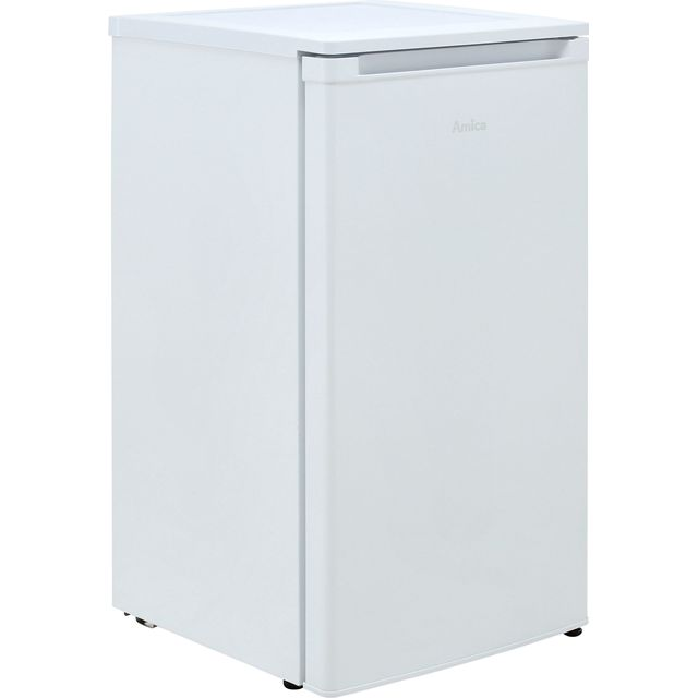 Amica FC1264 Fridge - White - A+ Rated - FC1264_WH - 1
