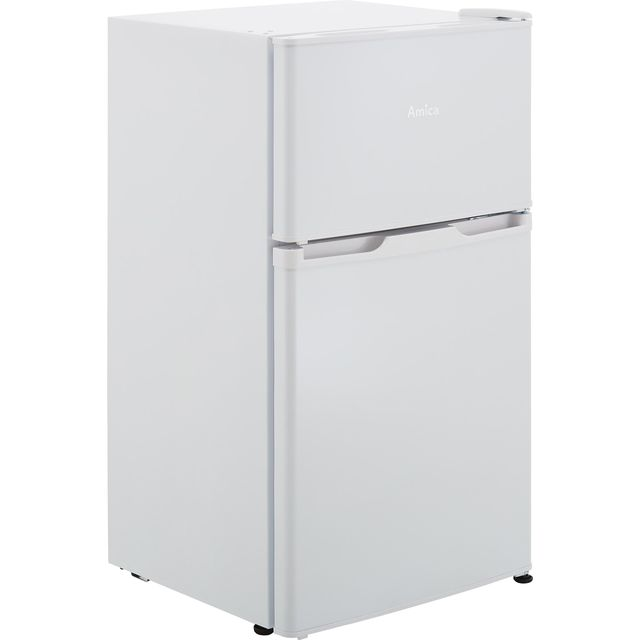 Amica FD1714 70/30 Fridge Freezer - White - A+ Rated - FD1714_WH - 1