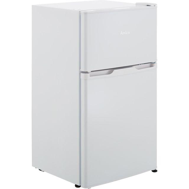 Amica FD1714 70/30 Fridge Freezer - White - A+ Rated