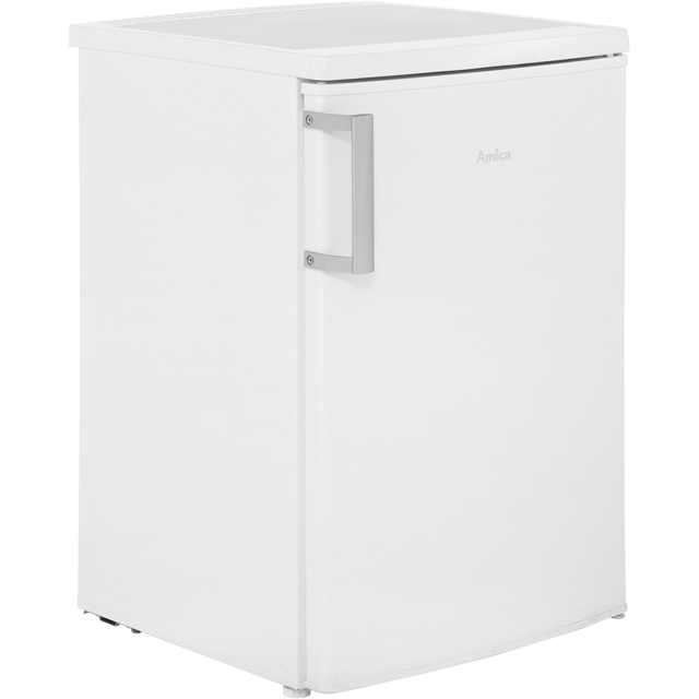 Amica FZ1383 Under Counter Freezer - White - A+ Rated - FZ1383_WH - 1