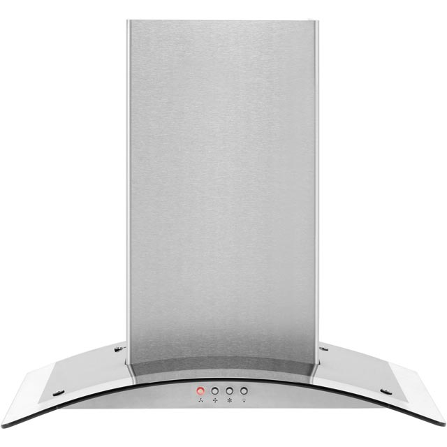 Amica OKP6321G 60 cm Chimney Cooker Hood - Stainless Steel - E Rated - OKP6321G_SS - 1