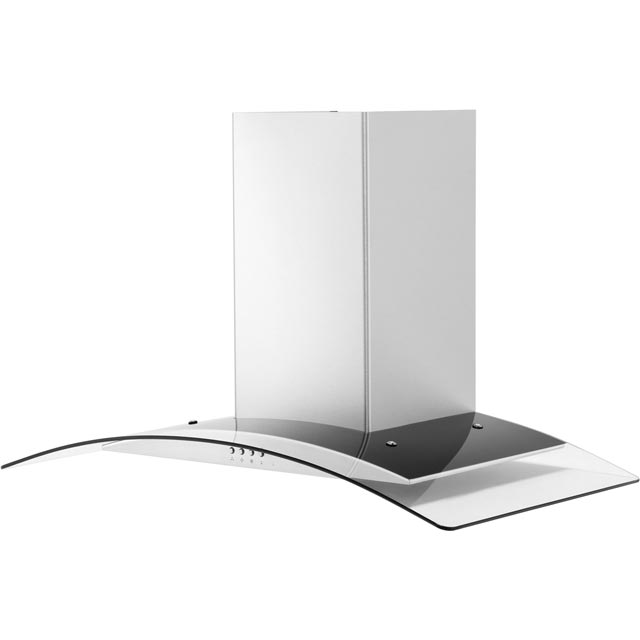 Amica OKP9321G Built In Chimney Cooker Hood - Stainless Steel - OKP9321G_SS - 5