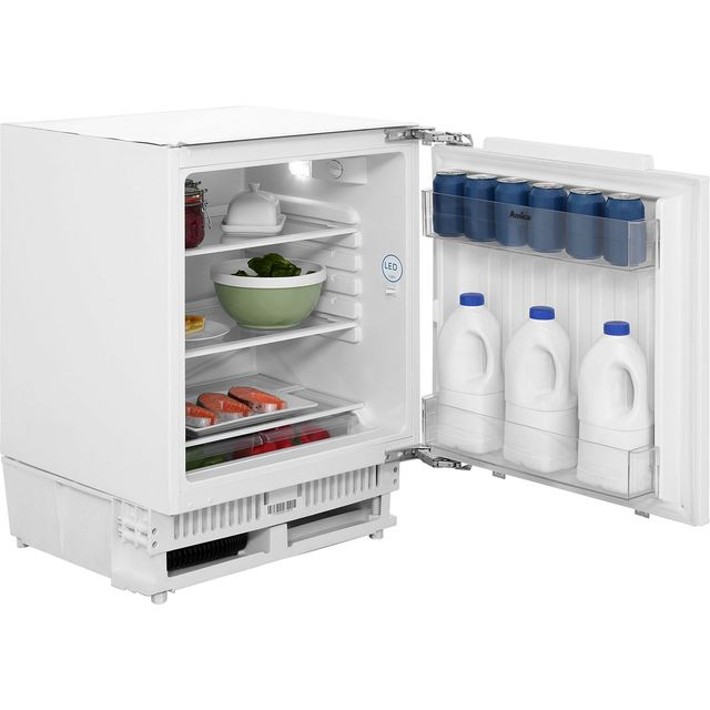 Amica UC150.3 Built Under Fridge - White - UC150.3_WH - 1