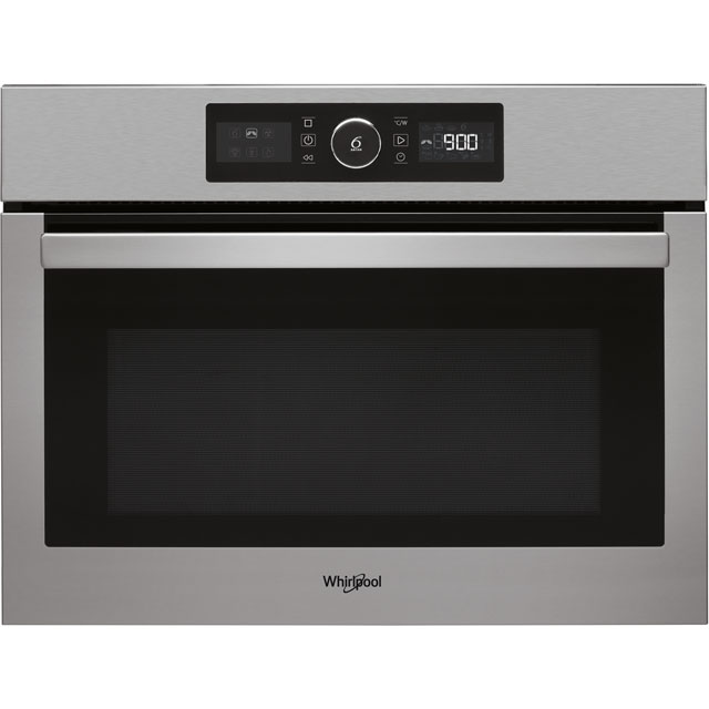 Whirlpool Absolute AMW9615/IXUK Wifi Connected Built In Combination Microwave Oven - Stainless Steel