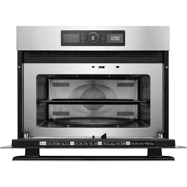 Whirlpool Absolute AMW9615/IXUK Built In Combination Microwave Oven - Stainless Steel - AMW9615/IXUK_SS - 3