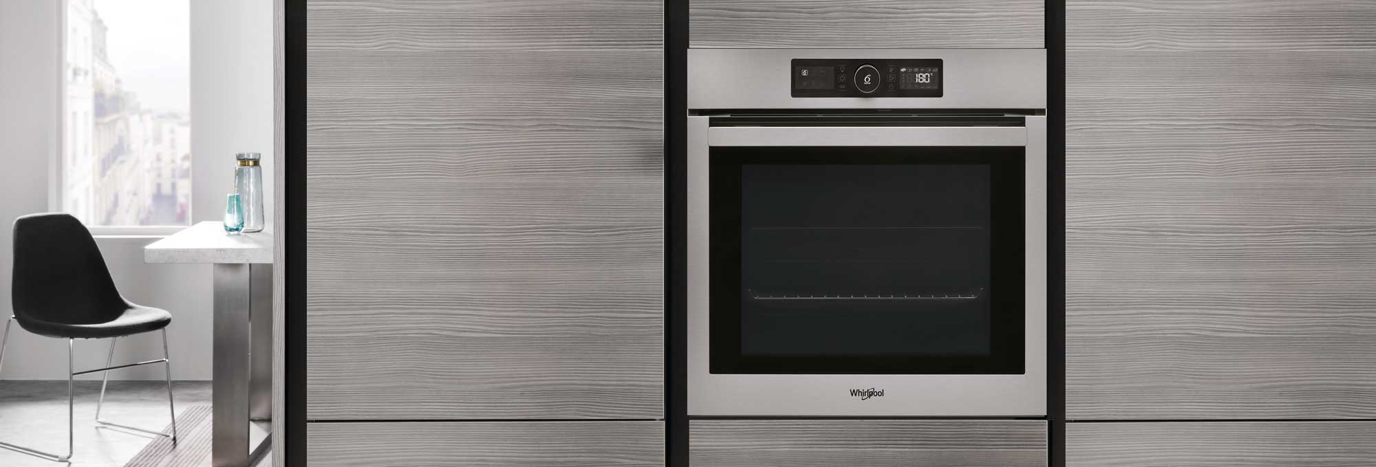 Whirlpool Absolute AKZ96230IX Built In Electric Single Oven - Stainless Steel - AKZ96230IX_SS - 2