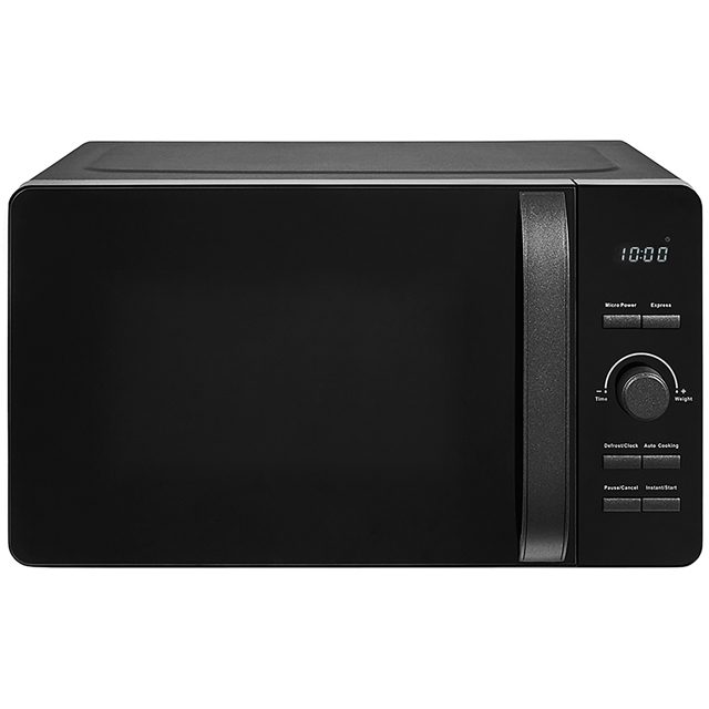 Tower AOBUNDLE014 20 Litre Microwave - Black Glitz - AOBUNDLE014_BGZ - 4