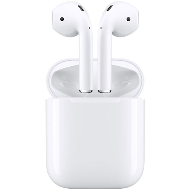 Apple AirPods MMEF2ZM/A Headphones in White