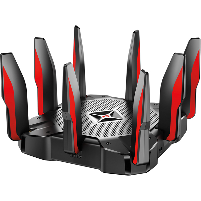 TP-Link Archer C5400X Triple Band AC5400 Gaming Wireless Router
