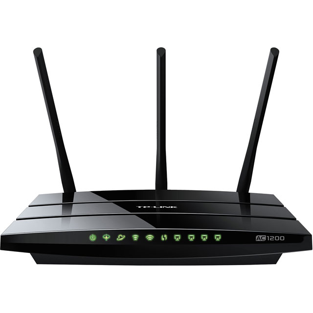 TP-Link Archer VR400 Archer VR400 Routers & Networking in Black