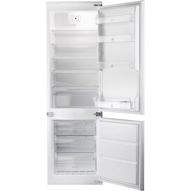 Whirlpool ART201/63A+/NF.1 Built In Fridge Freezer - White - ART201/63A+/NF.1_WH - 1