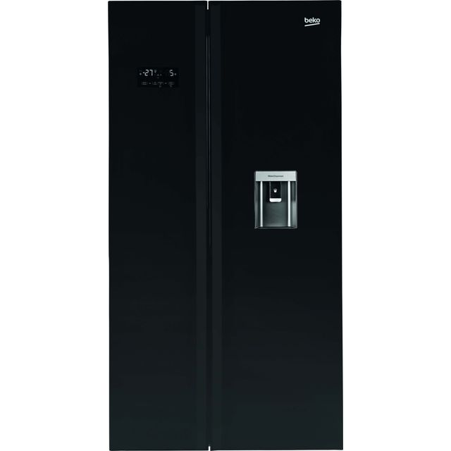 Beko ASDL251B American Fridge Freezer