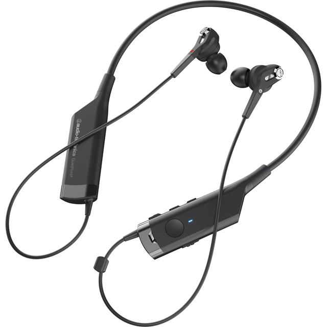 Audio Technica ATH-ANC40BT Headphones in Black