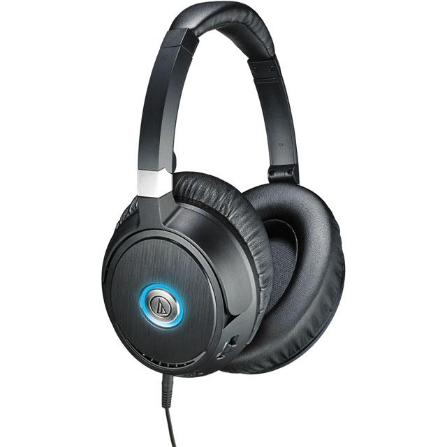 Audio Technica ATH-ANC70 Headphones in Black