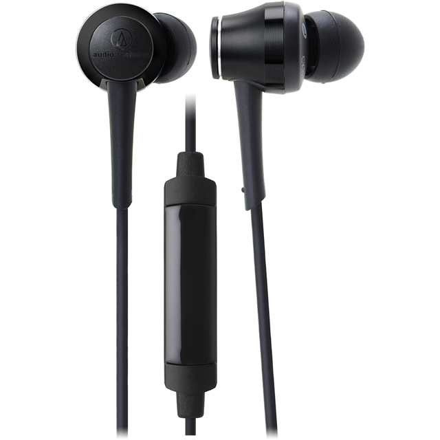 Audio Technica ATH-CKR70ISBK In ear Headphones - Black