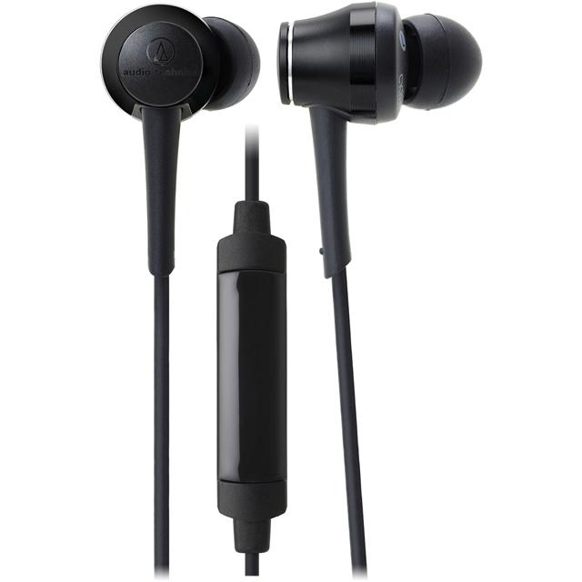 Audio Technica ATH-CKR70ISBK Headphones in Black