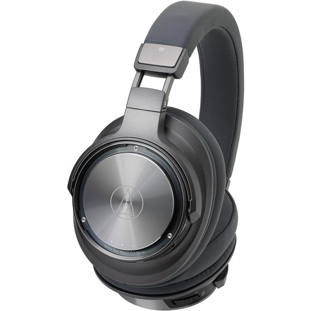 Audio Technica ATH-DSR9BT Headphones in Grey