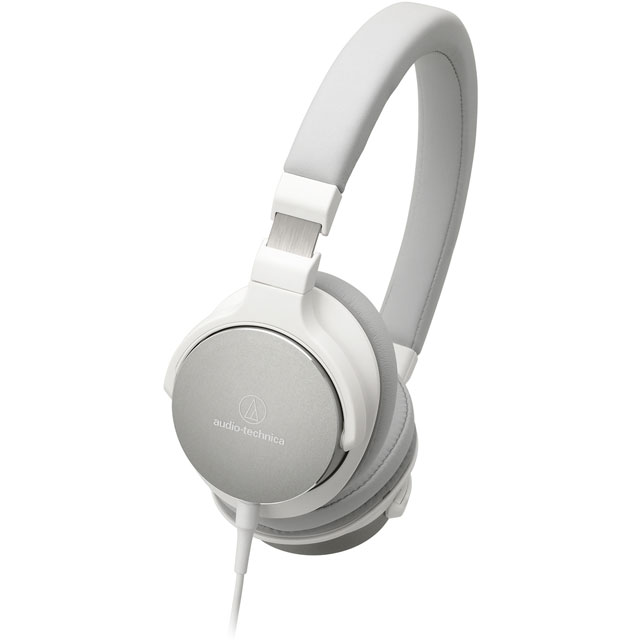 Audio Technica ATH-SR5WH On ear Headphones - White