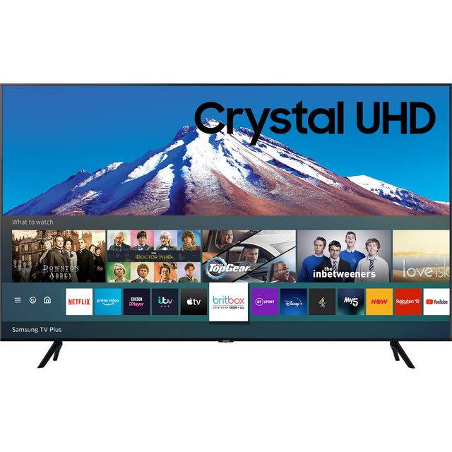 "Samsung UE75TU7020 75"" Smart 4K Ultra HD TV"