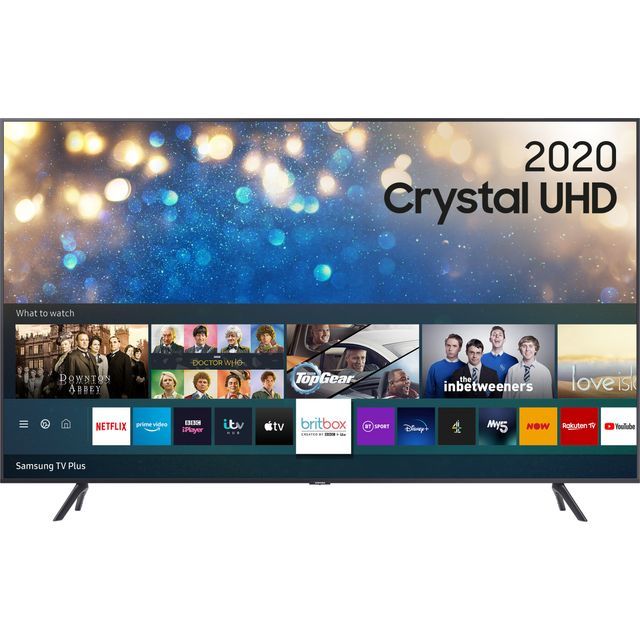 "Samsung UE50TU7100 50"" Smart 4K Ultra HD TV With HDR10+ and Crystal Processor 4K"
